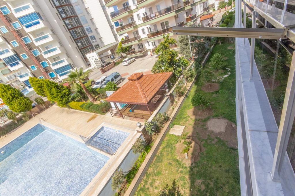 Меблированная квартира 1+1 в комплексе с инфраструктурой - Фото 16