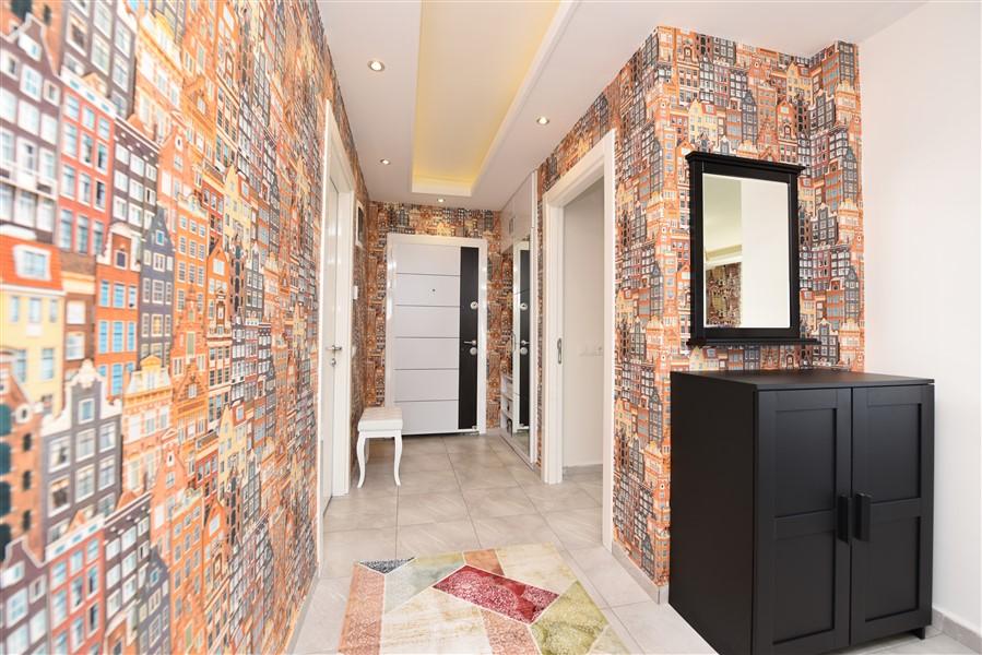 Меблированная квартира 2+1 с приятными видовыми характеристиками - Фото 7