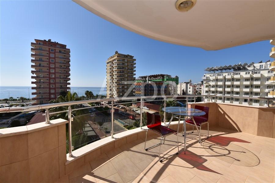 Квартира 2+1 с мебелью и видом на море - Фото 25
