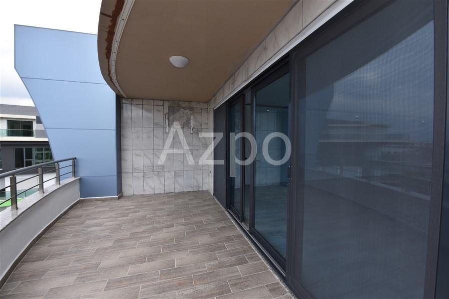 Большой пентхаус с тремя спальнями в Каргыджак - Фото 26