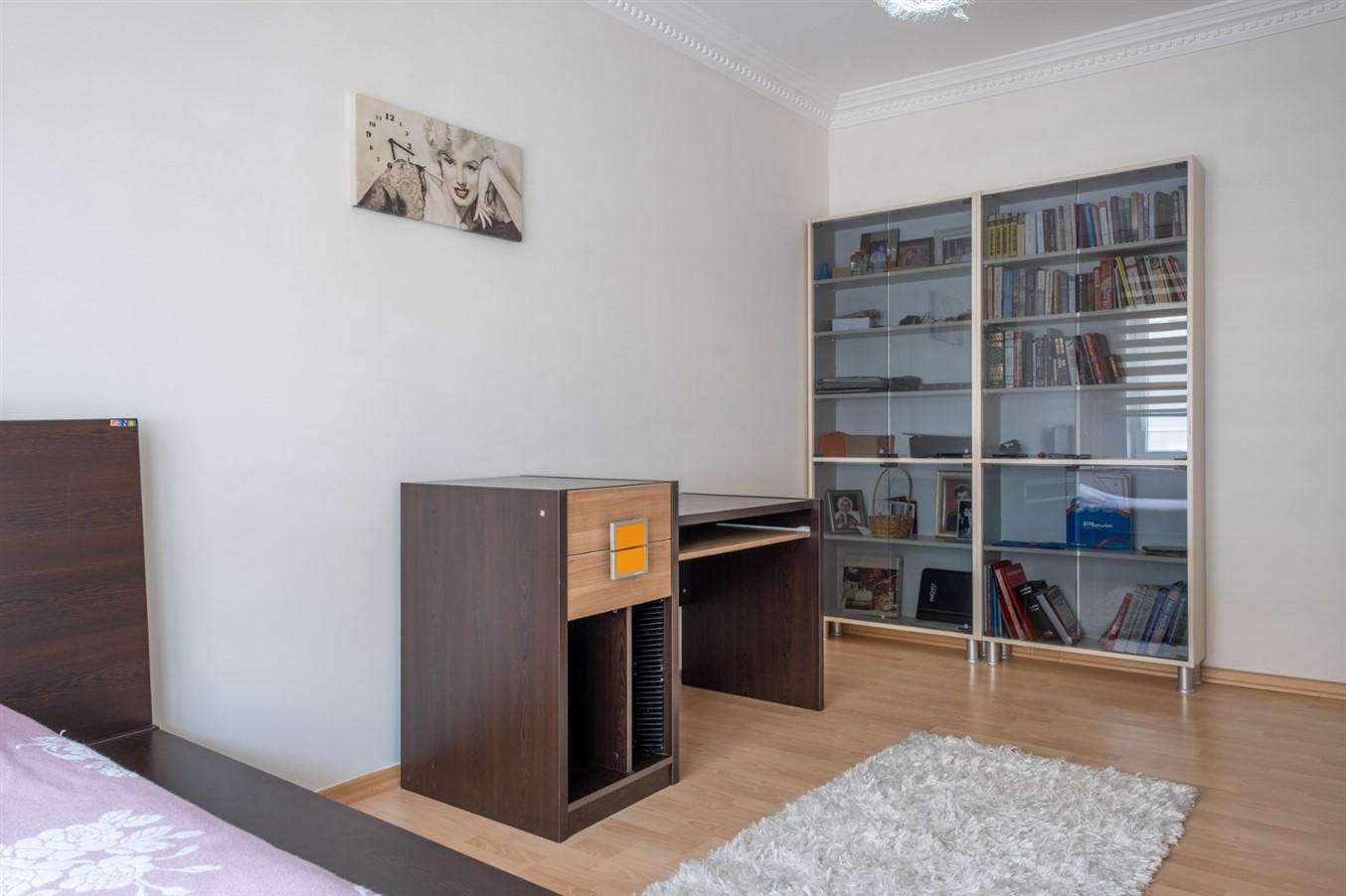 Двухуровневая квартира 5+1 в районе Коньяалты - Фото 20
