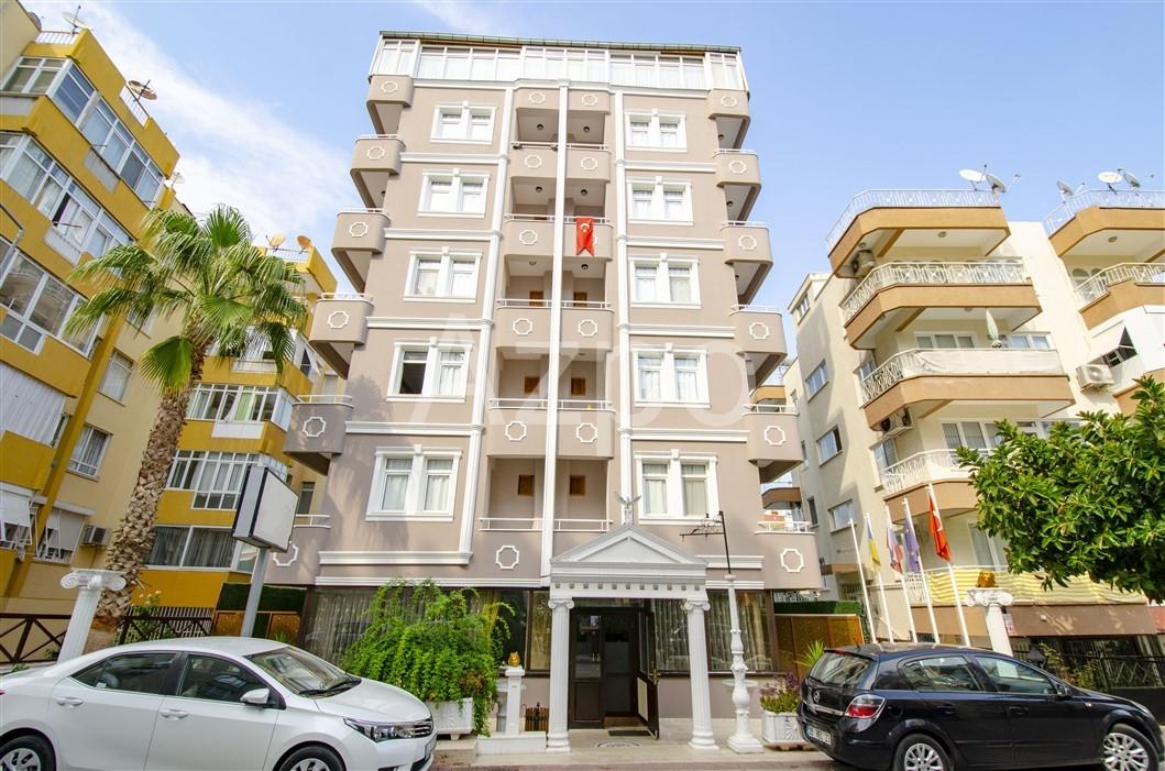На продажу отель 30 номеров в центре Антальи