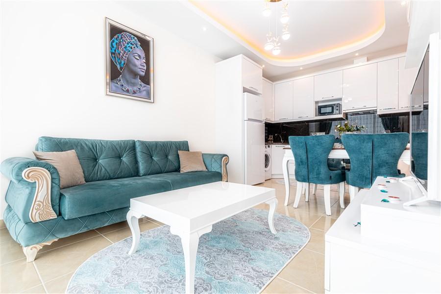 Квартира планировкой 1+1 в Махмутларе - Фото 3