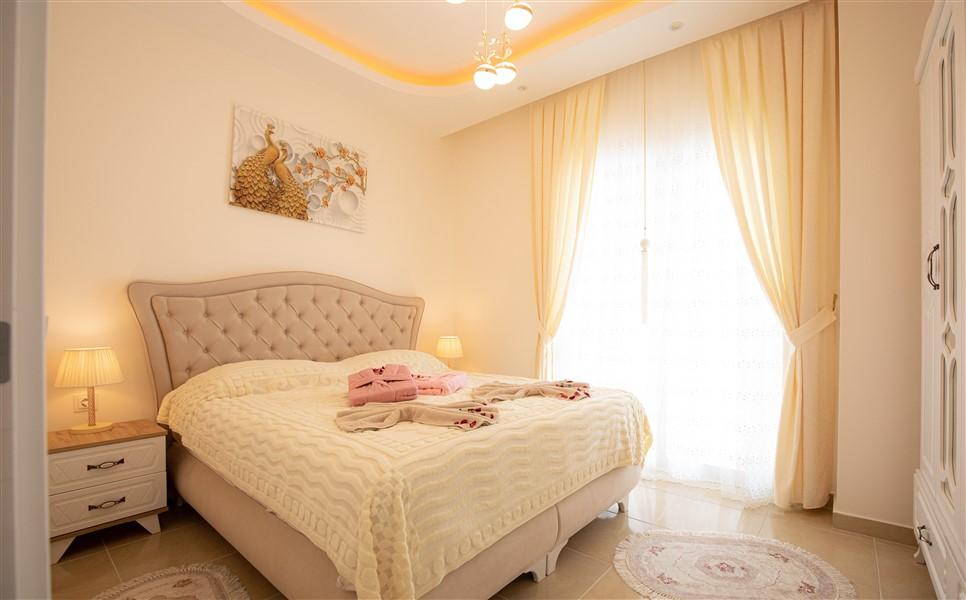 Квартира планировкой 1+1 в Махмутларе - Фото 8