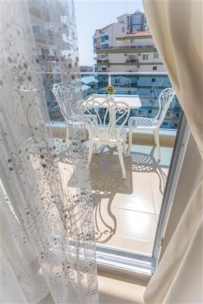 Квартира планировкой 1+1 в Махмутларе - Фото 15
