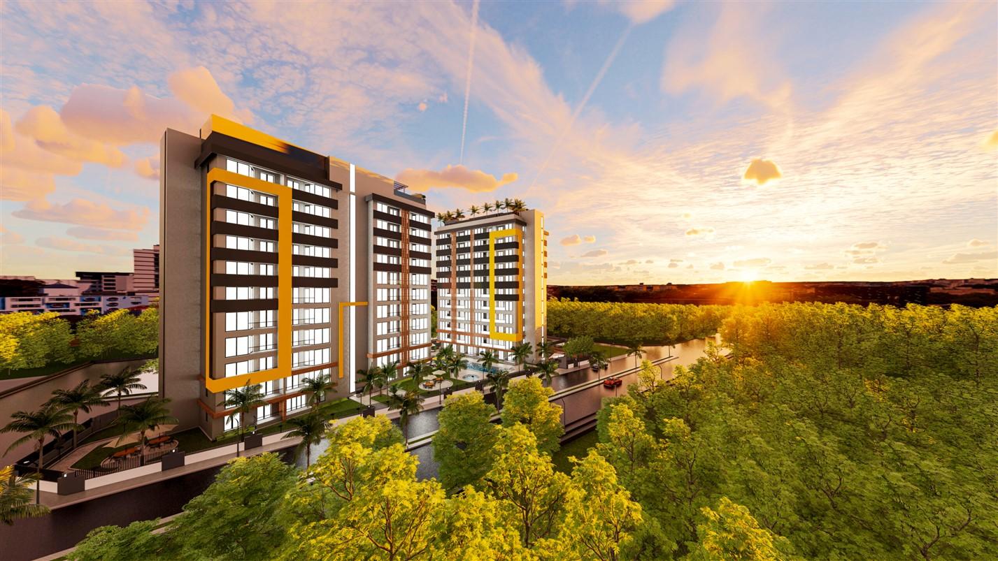 Инвестиционный проект в районе Аксу Анталия - Фото 2