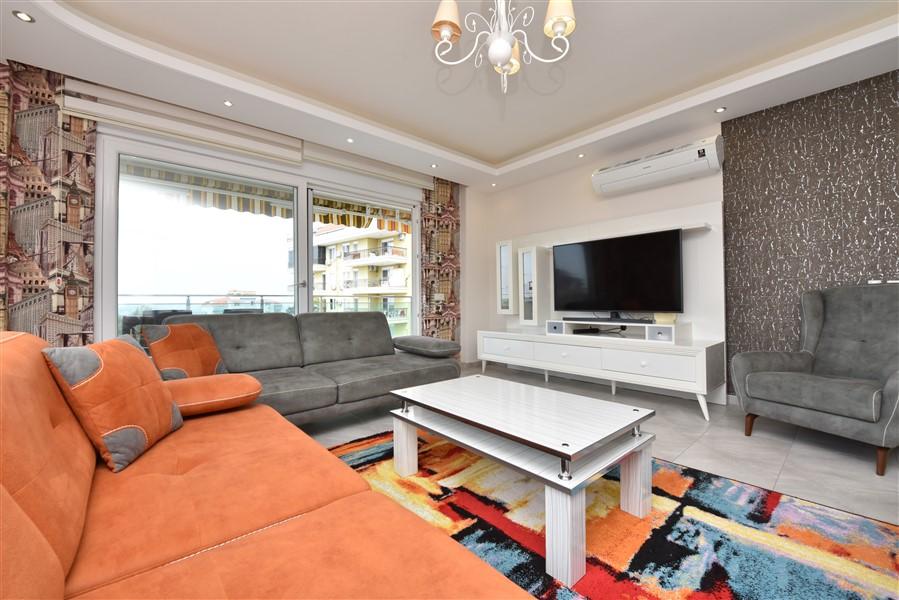 Меблированная квартира 2+1 с приятными видовыми характеристиками - Фото 13