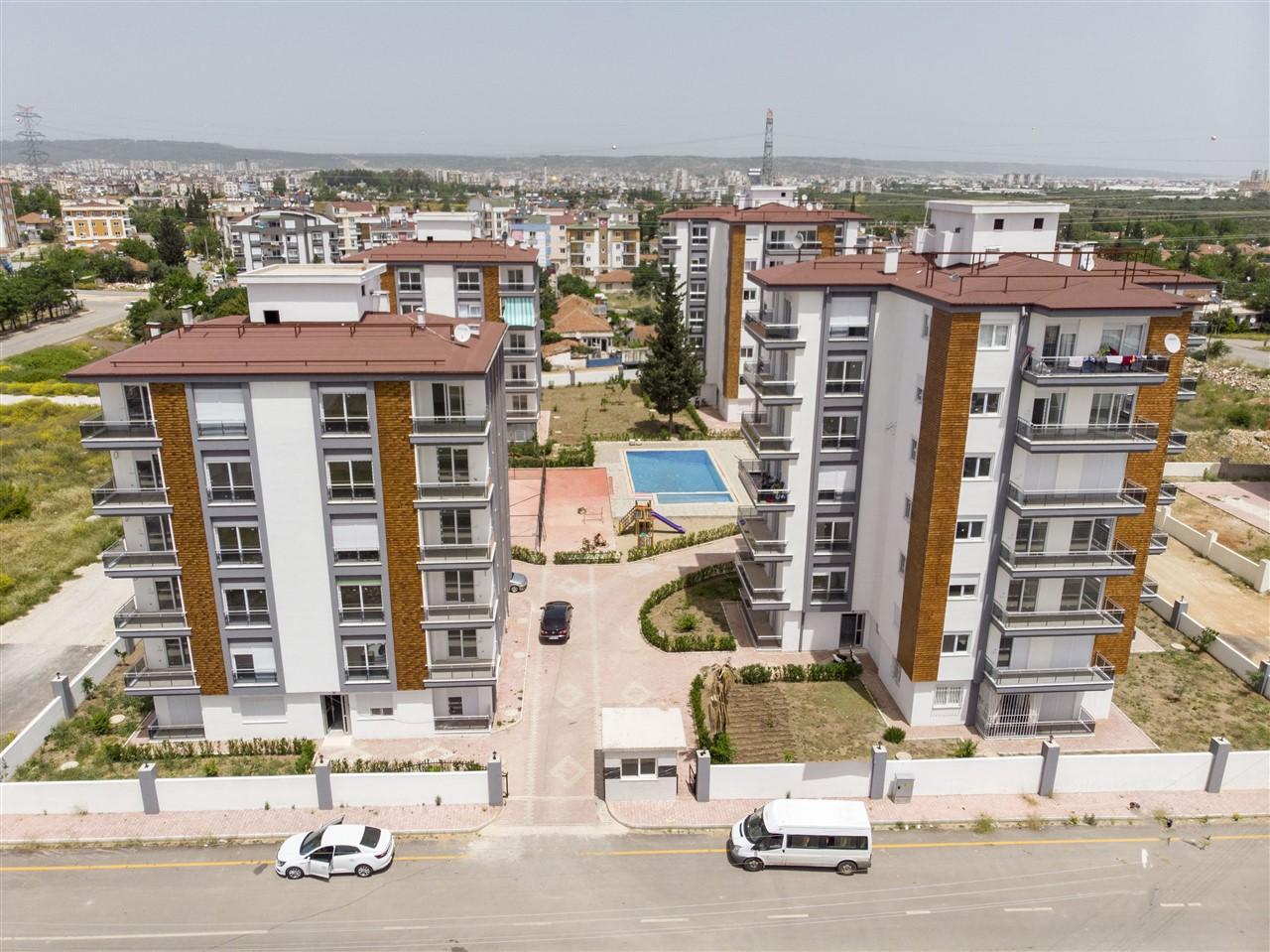 Готовые квартиры от застройщика в районе Кепез - Фото 6