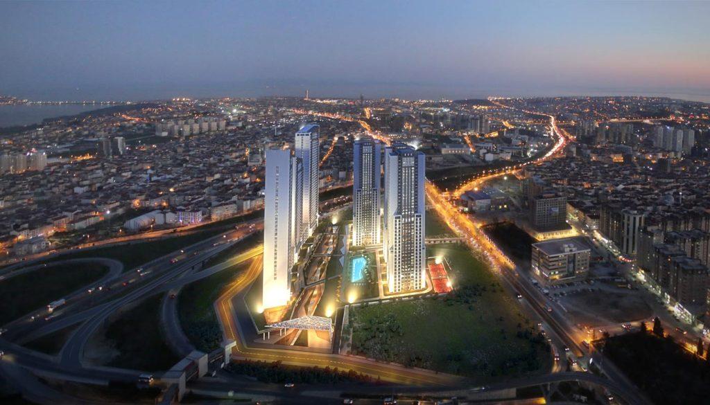 Новые квартиры в готовом комплексе район Эсеньюрт - Фото 1