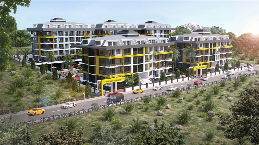 Квартиры в строящемся жилом комплексе район Кестель - Фото 5
