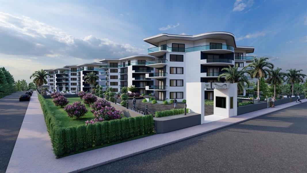 Роскошные видовые квартиры в Махмутларе - Фото 2