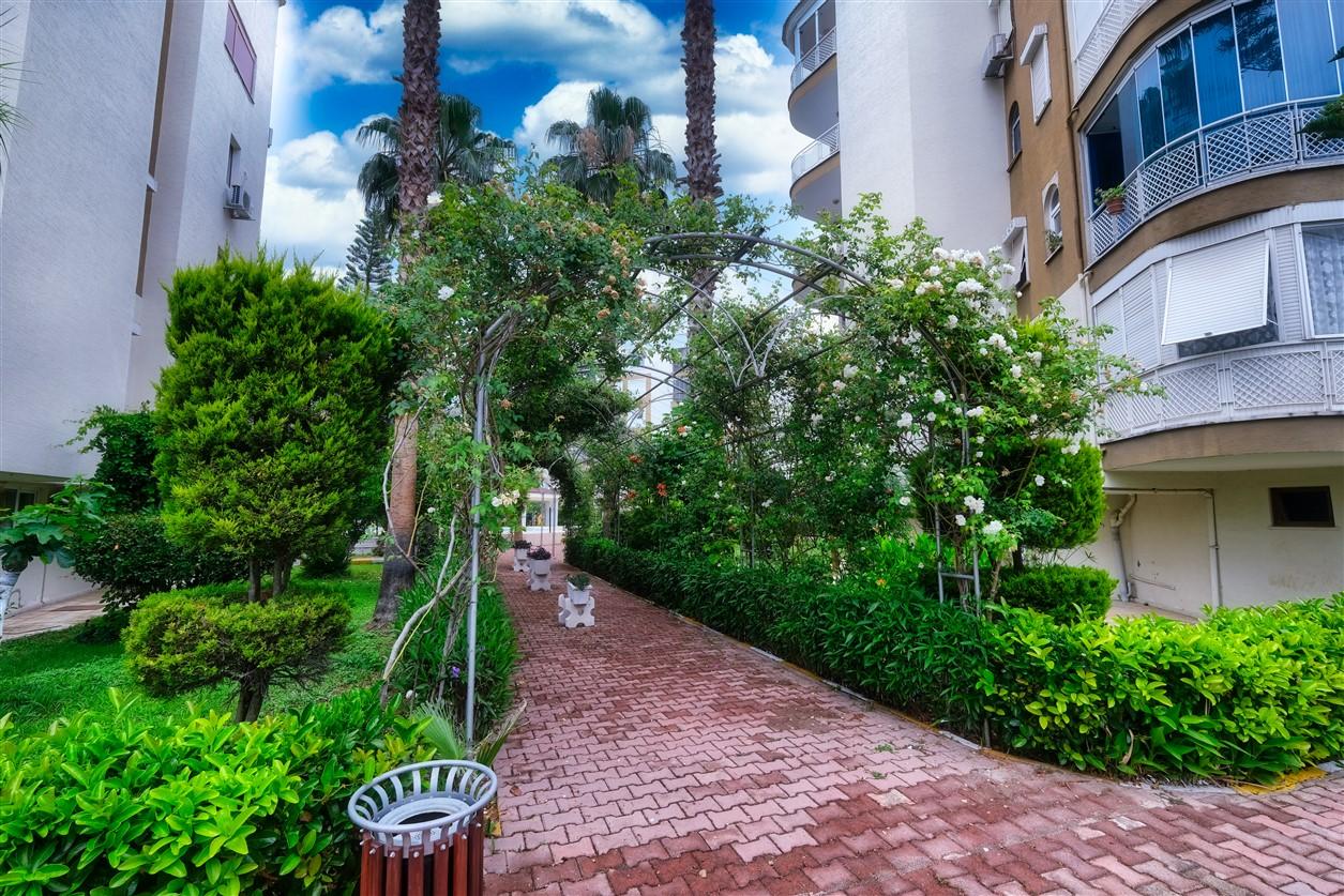 Трёхкомнатная квартира в микрорайоне Лиман Анталья - Фото 13