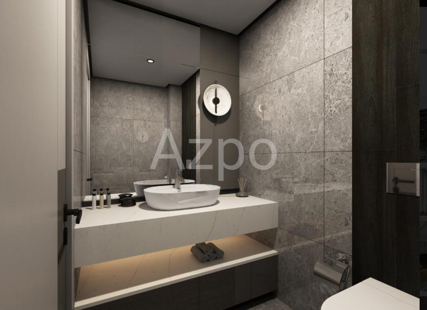 Квартиры 1+1 в инвестиционном проекте в Гюзельоба Лара - Фото 23
