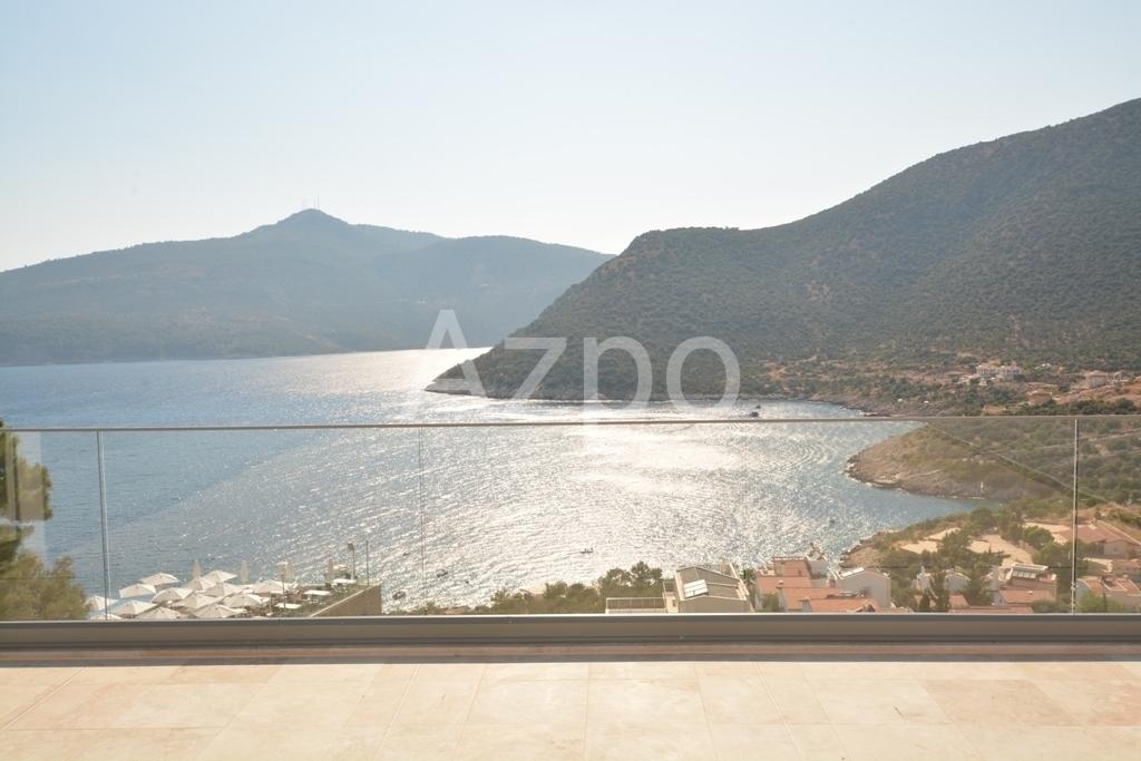 Современная вилла 5+1 у берега моря на курорте Калкан - Фото 24
