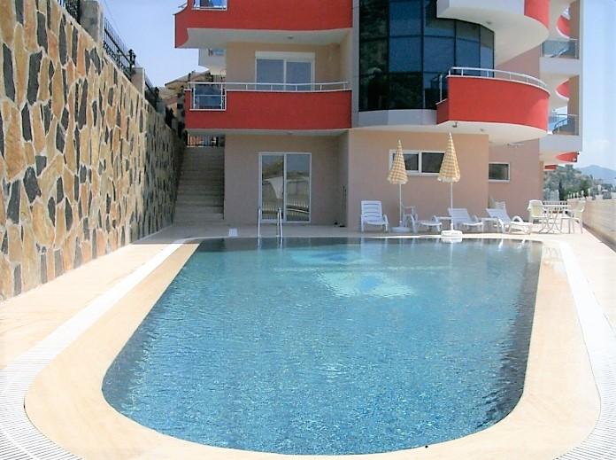 Новые квартиры 2+1 в посёлке Газипаша - Фото 2