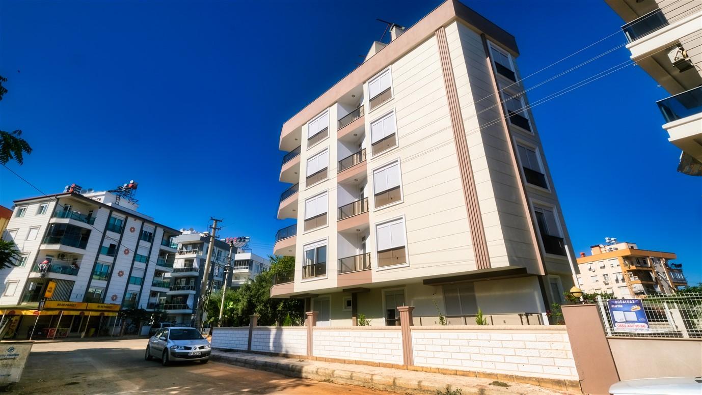 Новые квартиры в готовом жилом комплексе в центре Антальи - Фото 3
