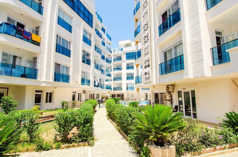 Комфортная квартира 1+1 с мебелью в районе Хурма - Фото 7