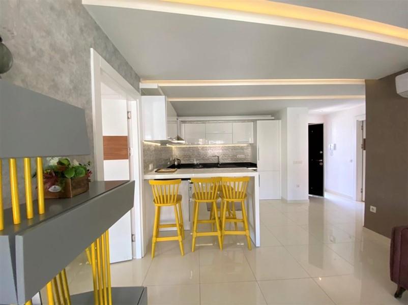 Трёхкомнатная квартира с мебелью в 250 метрах от пляжа Клеопатры - Фото 10