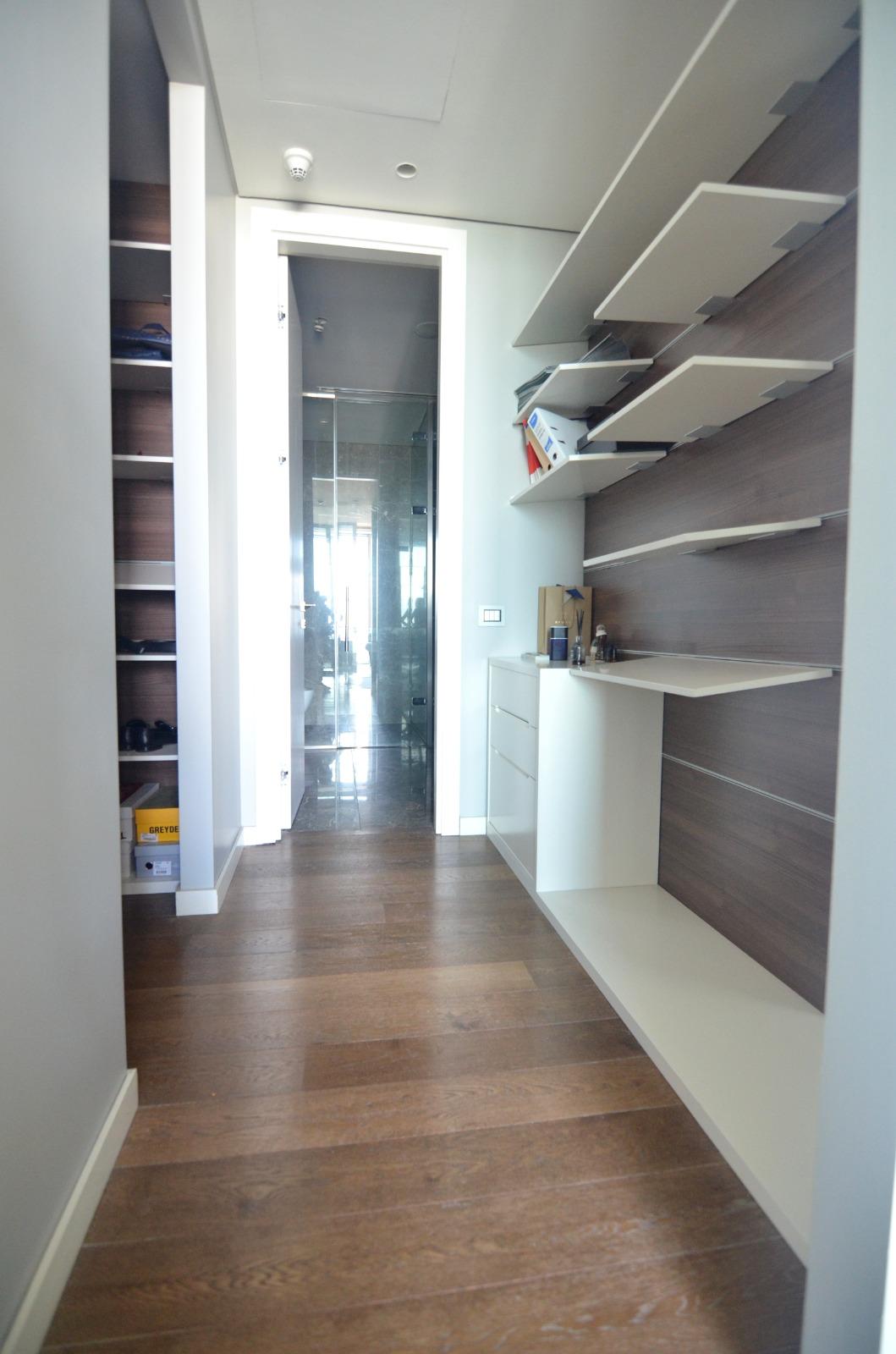 Элитная квартира в  высоком небоскребе Стамбула - Фото 24
