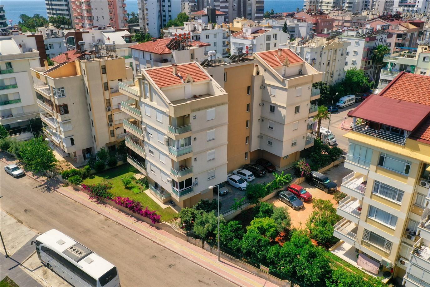 Четырёхкомнатная квартира в Анталье - Фото 2