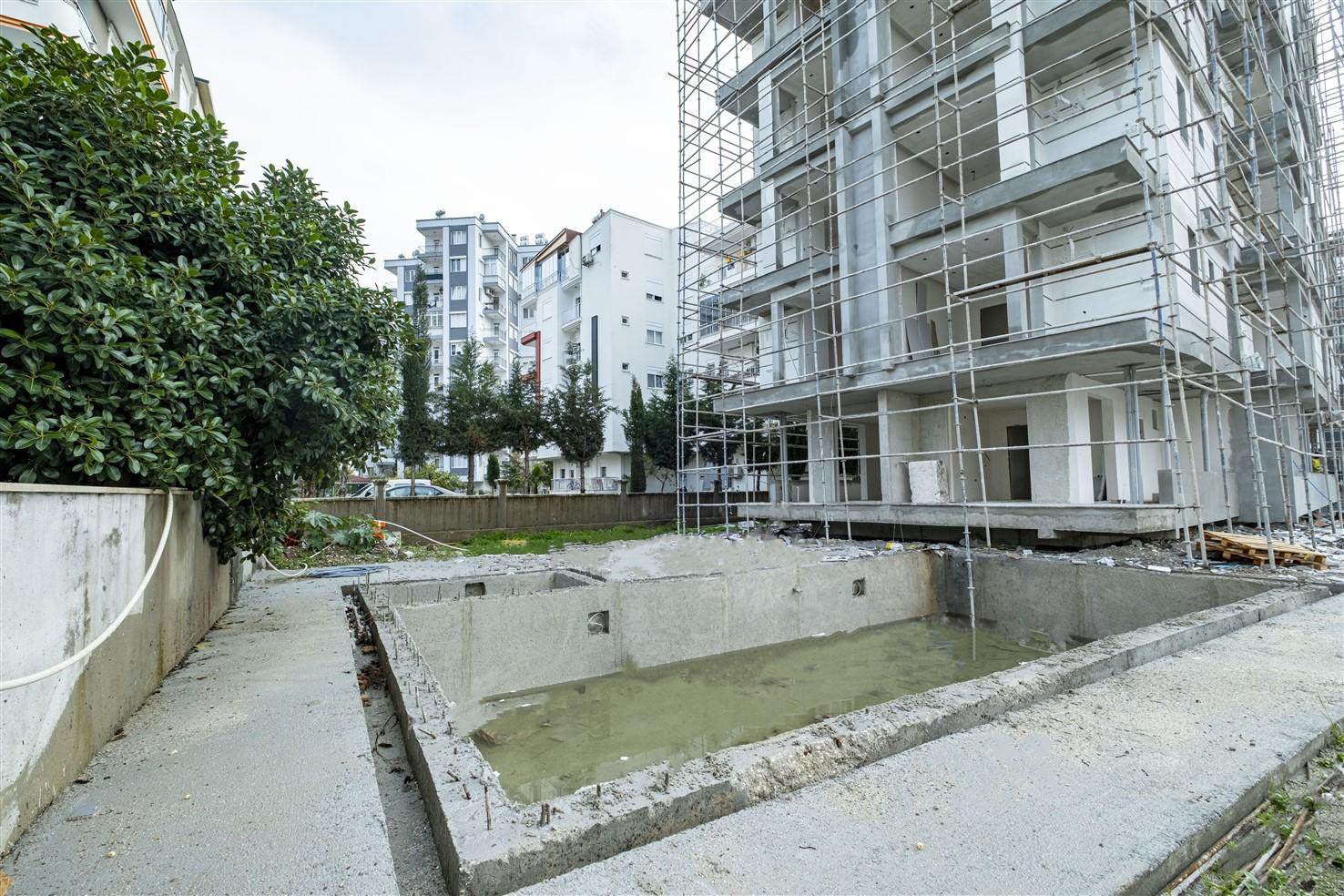 Инвестиционный проект в районе Хурма Коньяалты Анталия - Фото 3