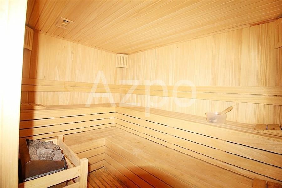 Квартира 2+1 в районе Махмутлар с видом на море - Фото 3