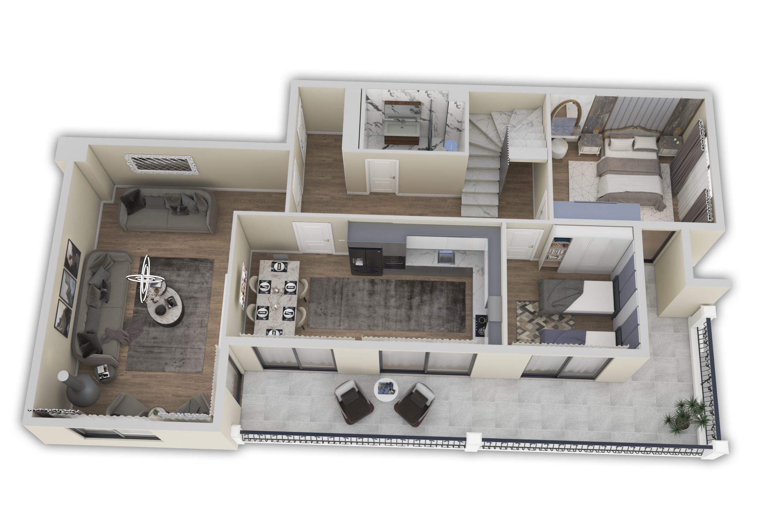 Элитные квартиры в Аланье от надежной строительной компании - Фото 38