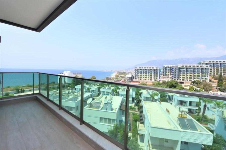 Трёхкомнатная квартира с видом на Средиземное море - Фото 19