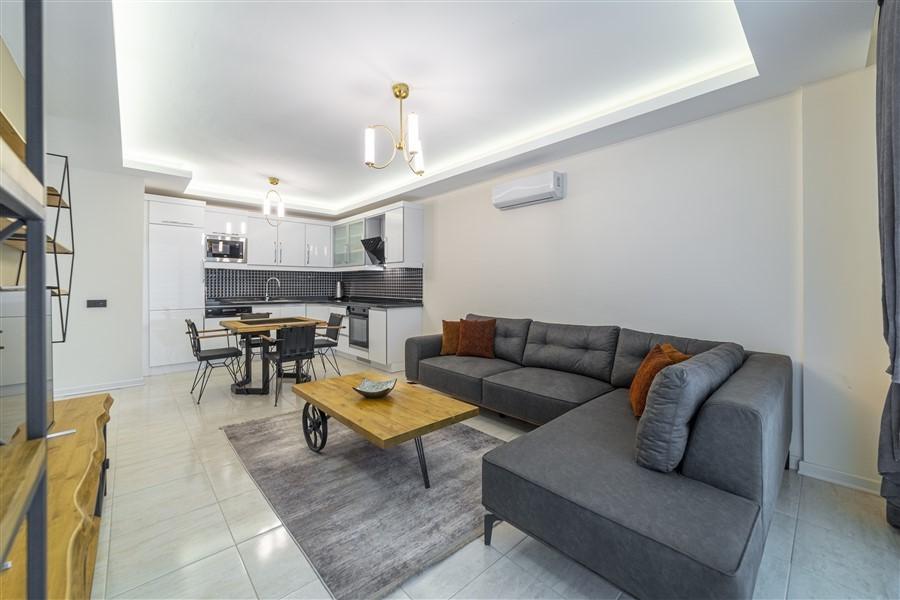 Меблированная квартира 1+1 в элитном комплексе с инфраструктурой - Фото 18
