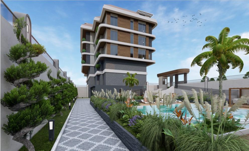 Новые квартиры на побережье Средиземного моря - Фото 8