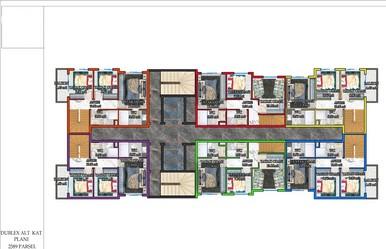 Элитные квартиры в новом проекте жилого комплекса в Махмутларе - Фото 28