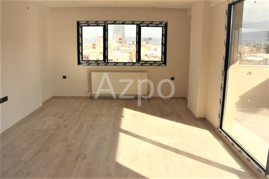 Новая трёхкомнатная квартира в Измире - Фото 4