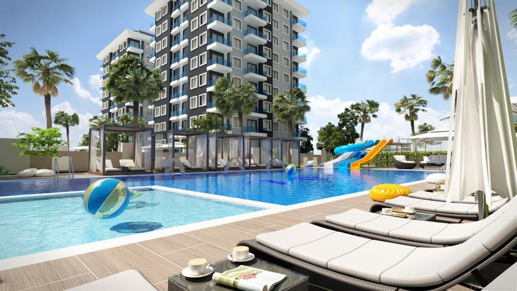 Элитные квартиры в новом проекте жилого комплекса в Махмутларе - Фото 2