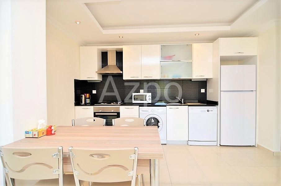 Двухкомнатная квартира с мебелью в Авсалларе - Фото 12
