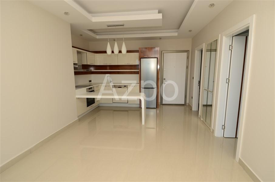 Двухкомнатная квартира в районе Махмутлар - Фото 10