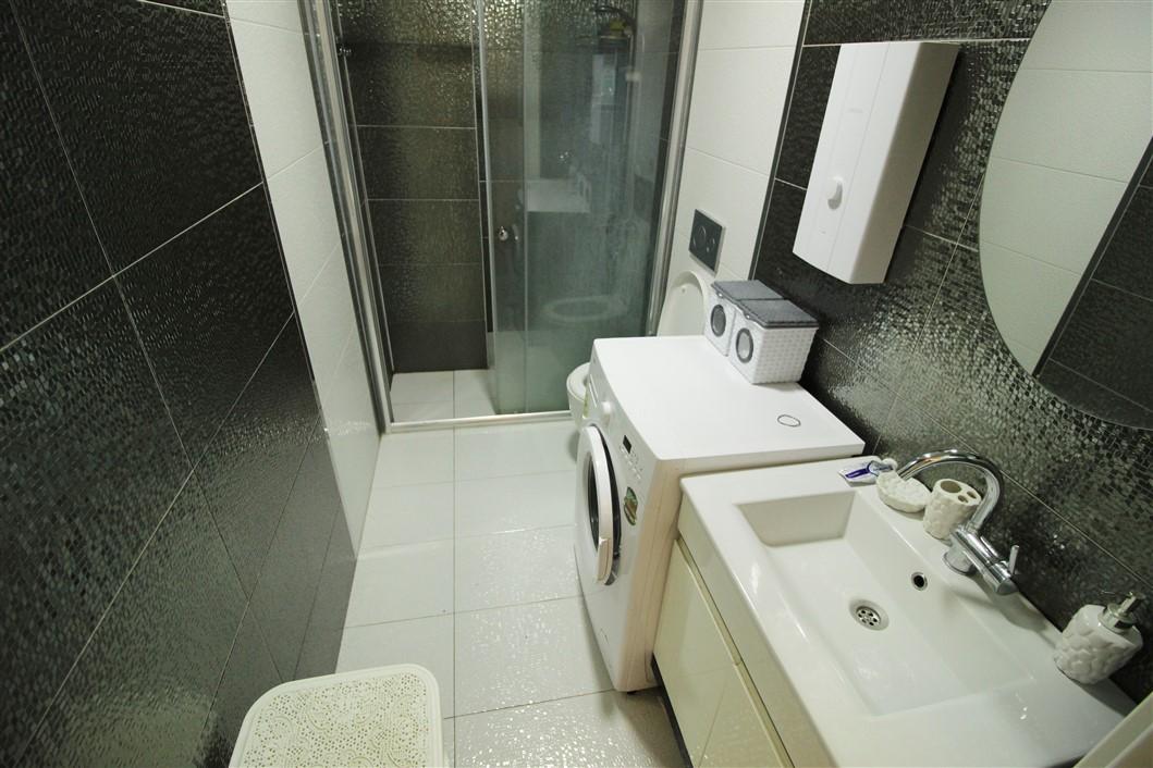 Меблированная квартира 1+1 в комплексе с инфраструктурой Кестель - Фото 11