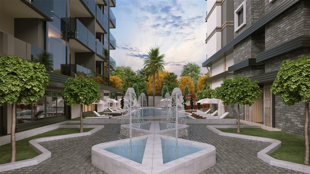 Квартиры в строящемся элитном комплексе в районе Каргыджак - Фото 6