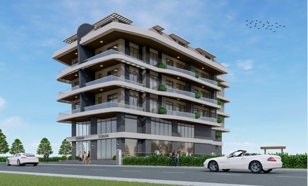 Новые квартиры на побережье Средиземного моря - Фото 4