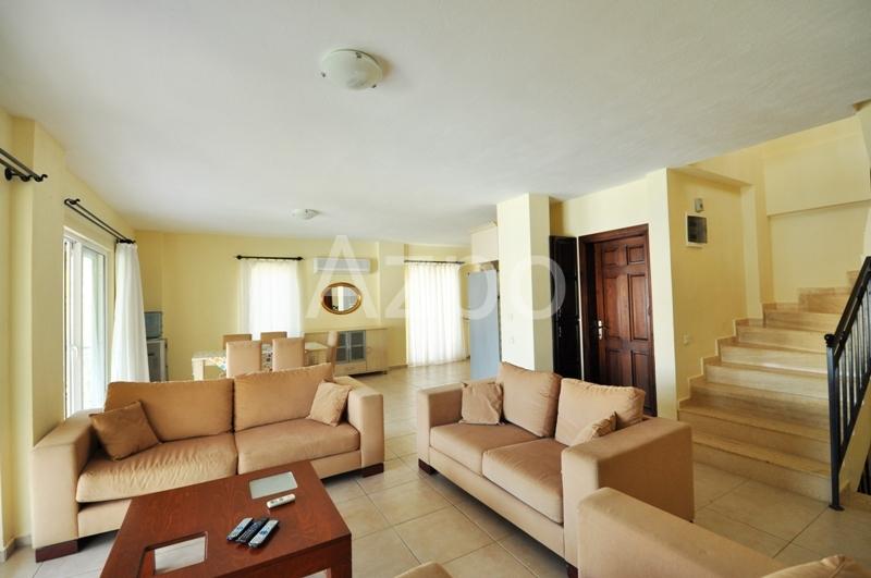 Частная вилла 4+1 с мебелью в городе Калкан - Фото 23