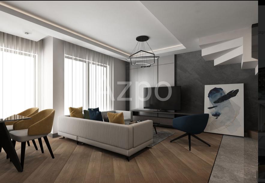 Квартиры 1+1 в инвестиционном проекте в Гюзельоба Лара - Фото 13