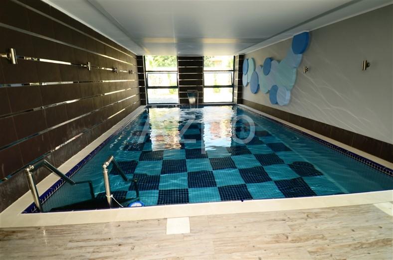 Двухкомнатная квартира с мебелью в Тосмуре - Фото 14