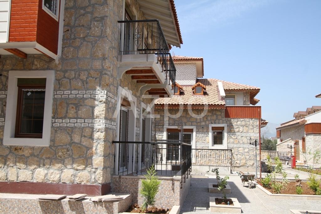 Виллы в османском стиле в районе Дошемеалты Анталья - Фото 5