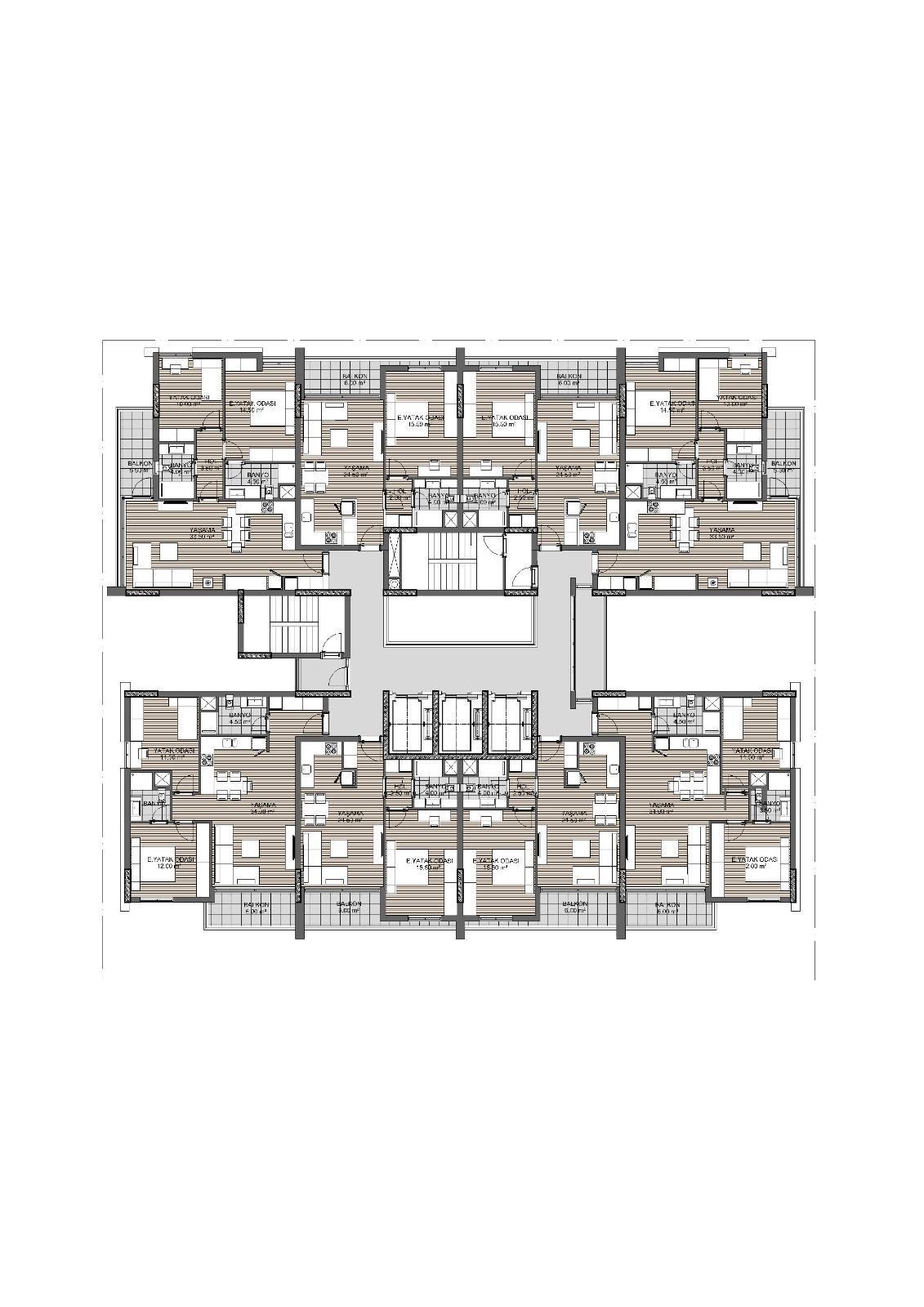 Инвестиционный проект жилого комплекса в Анталье - Фото 16