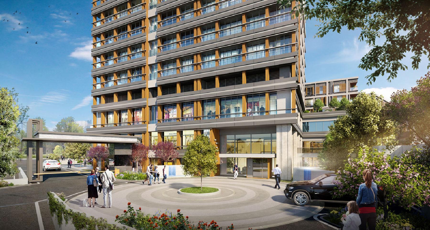 «Умные» квартиры в новом жилом комплексе Стамбула - Фото 15