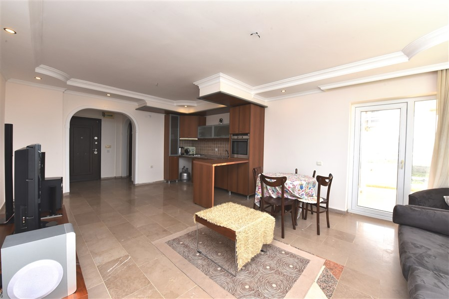 Квартира 2+1 с видом на море в районе Демирташ - Фото 6
