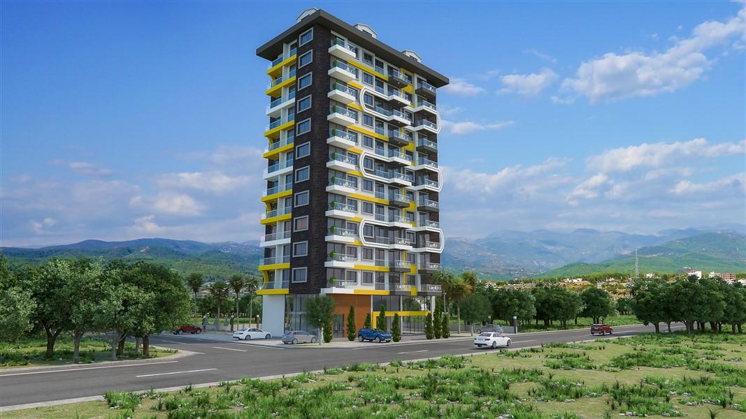 Новые квартиры по ценам застройщика в 250 метрах от пляжа Средиземного моря - Фото 2