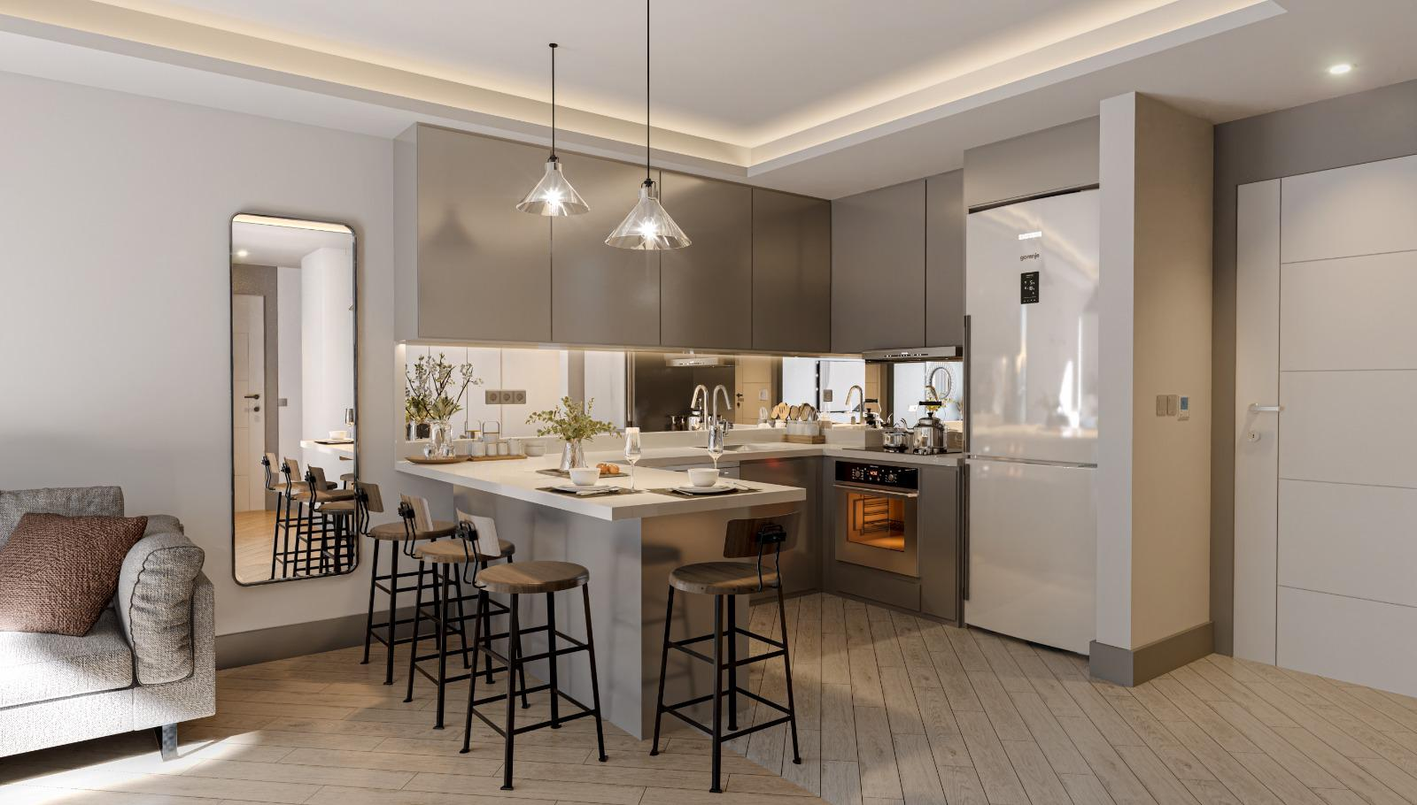 Инвестиционный проект жилого комплекса в Анталье - Фото 6