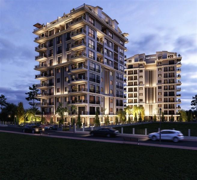 Новые квартиры в центре Аланьи по ценам застройщика - Фото 23
