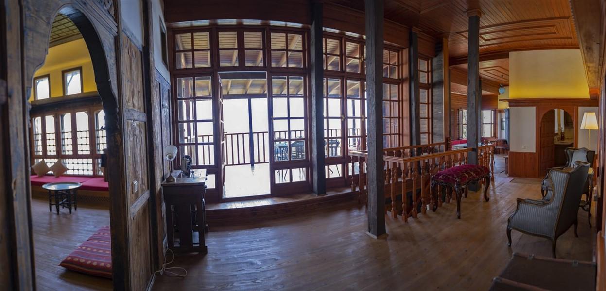 Эксклюзивный особняк 6+1 эпохи османской империи в центре Аланьи - Фото 23