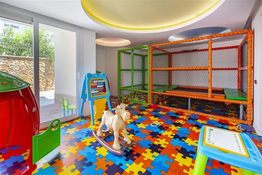 Меблированная квартира 1+1 в элитном комплексе с инфраструктурой - Фото 11